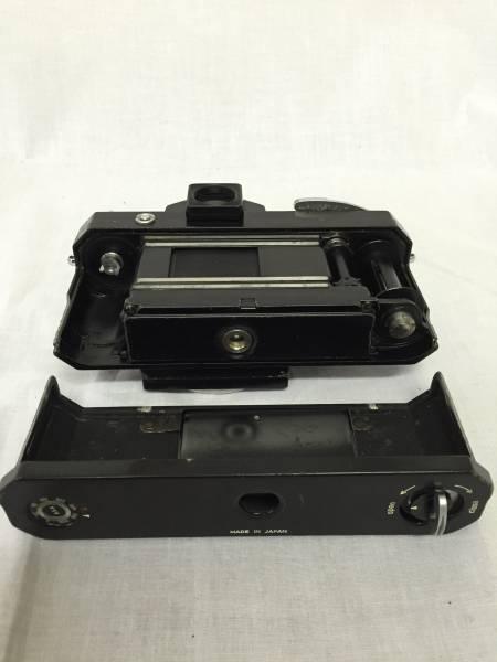 Nikon ニコン F アイレベル 黒ボディ 7230547番台 動作品 ジャンク品 (M-1)_画像2