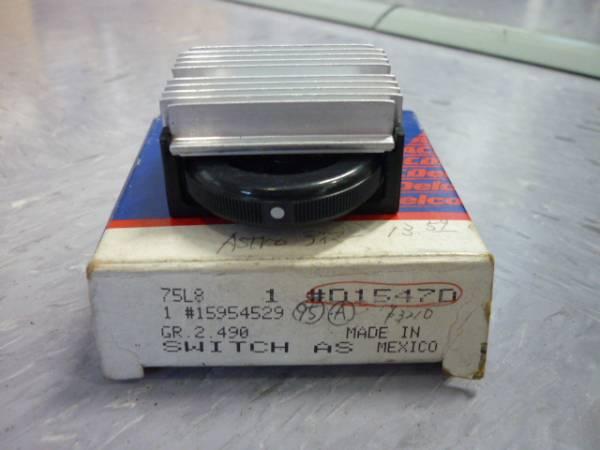 ACDelco インテリアランプスイッチ D1547D シボレー アストロ ブレイザー_画像2