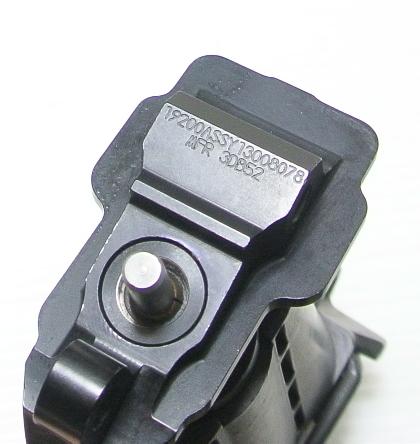 即決 実物 M249 MINIMI SAW ミニミ インプルーブド コラプシブル バットストック 5ポジション 可変ストック_画像3