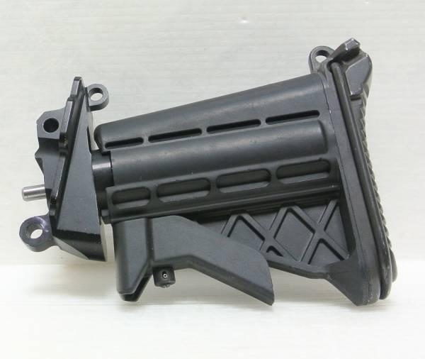 即決 実物 M249 MINIMI SAW ミニミ インプルーブド コラプシブル バットストック 5ポジション 可変ストック