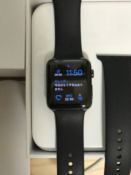 Apple Watch 42mm本体