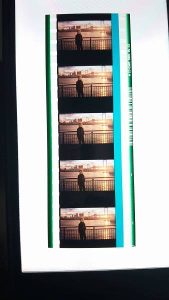 劇場版 SAO ソードアートオンライン 35mmフィルム エイジ グッズの画像