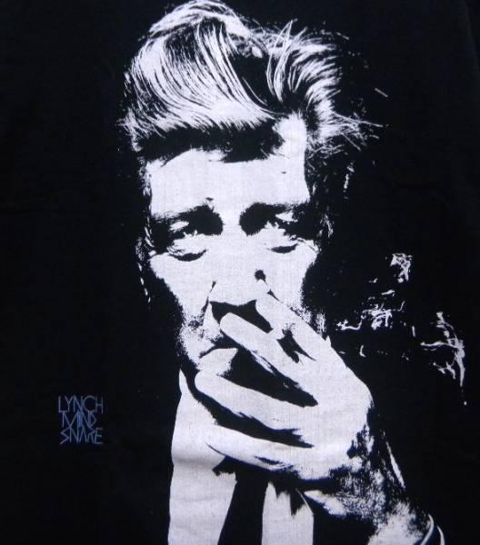 デヴィッド リンチTシャツ ツインtwinピークスpeaksインランド エンパイア1イレイザーヘッドdvdデビッドdavidクローネンバーグlynchボウィ