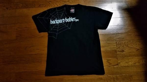 BACKYARD BABIESバックヤードベイビーズ日本公演購入Tシャツ!WILDHEARTS.HELLACOPTERS