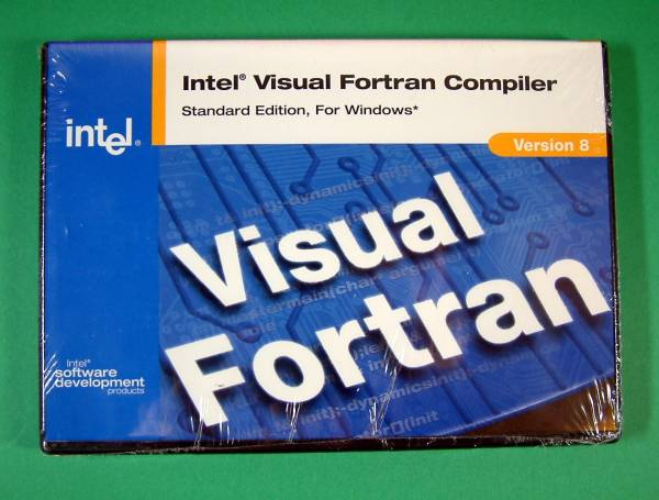 1409] new goods Intel Visual Fortran Standard for Windows 8