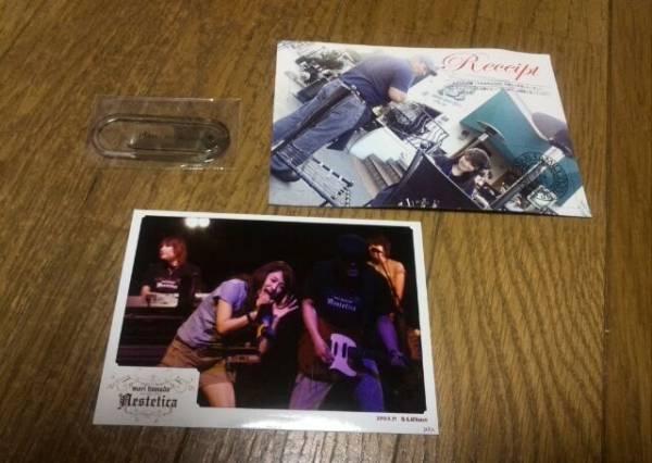 浜田麻里 4点セット 1、生写真(2010、5、21 なんばHatch) 2、クリアファイル 3、ポストカード(宛名消しあと有り) 4、eIan