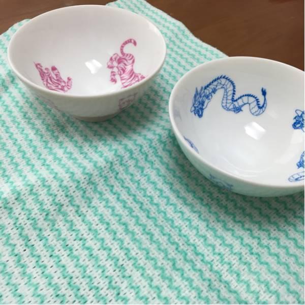 小野大輔・近藤孝行の夢冒険~ドラゴン&タイガー 茶碗セット