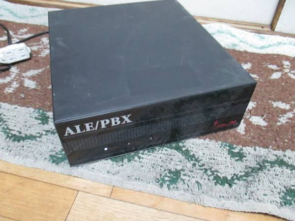 [A1-5/c-1]アレクソン ALEXSON office24 IP電話アダプター  IPB1000_画像1