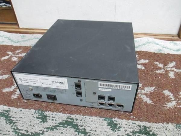 [A1-5/c-1]アレクソン ALEXSON office24 IP電話アダプター  IPB1000_画像2