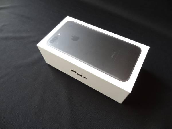 新品未使用 香港版 SIMフリー iPhone7 Plus 128GB 本体 A1661 スマホ