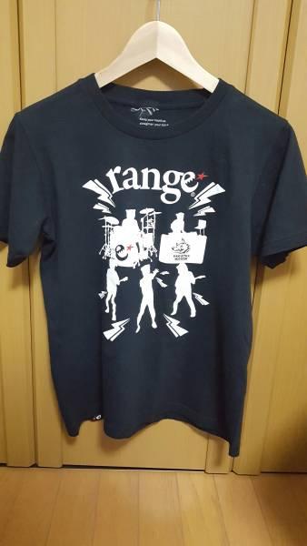 Range × MAN WITH A MISSONコラボTシャツ Tシャツ 黒 Sサイズ