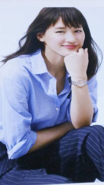 綾瀬はるか LUKIA 腕時計 セイコー SEIKO カタログ 小冊子 小雑誌 新品 非売品_ご検討の程、宜しくお願い致します。