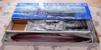1/350 エセックス級 フランクリン CV-13