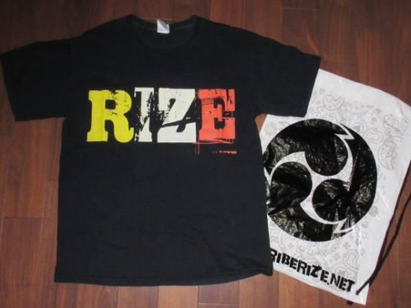 RIZE Tシャツ ライズ ジェシー オマケ付き Lサイズ