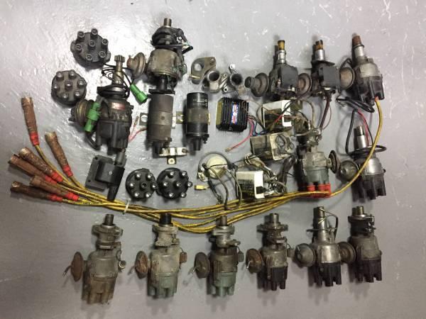 L型 デスビ ジャンク ハコスカ ケンメリ ジャパン S30Z L20 L24 L26 L28 L3.1 ポイント フルトラ カメアリ