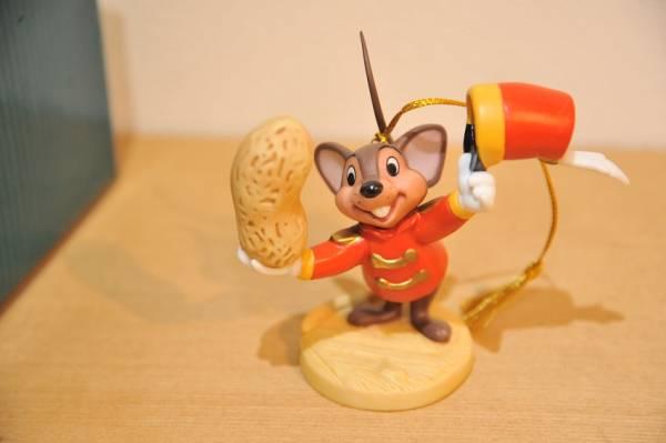 WDCC ディズニークラシックコレクション  ダンボより ティモシーマウス オーナメント ディズニーグッズの画像