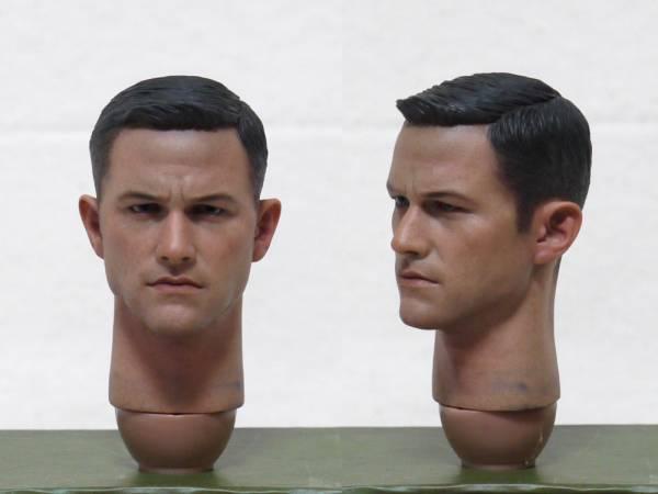 「バットマン」 ジョン・ブレイク ヘッド ホットトイズ 1/6 グッズの画像