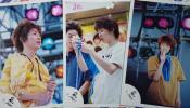 ★嵐★相葉雅紀★【お台場ドット混む】レア 嵐ロゴ 公式写真 3枚 A