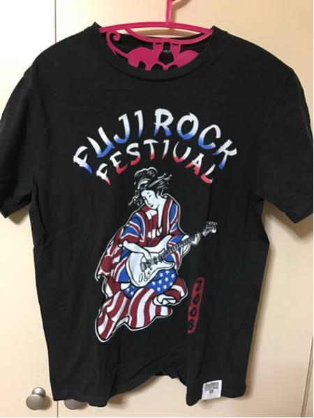 387.♪送料無料♪【FUJIROCK】フジロック×ユナイテッドアローズコラボTシャツ☆2008年