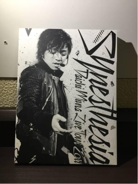 【美品】三浦大知「DAICHI MIURA LIVE TOUR 2011 ~Synesthesia~」(2枚組DVD)送料250円 ライブグッズの画像