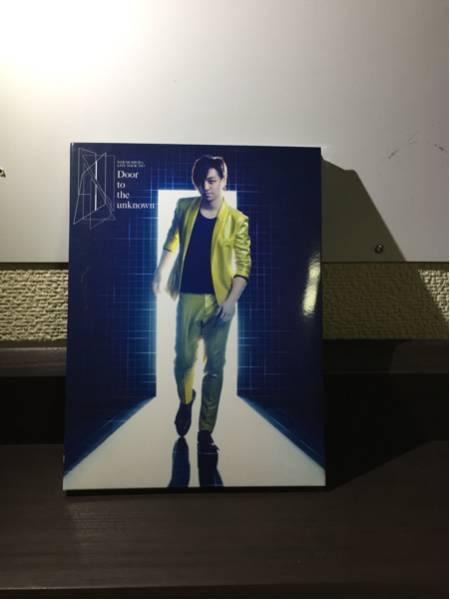 【美品】三浦大知「DAICHI MIURA LIVE TOUR 2013 -Door to the unknown-」(2枚組DVD)初回盤定形外250円 ライブグッズの画像
