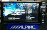 アルパイン SDナビ VIE-X007W-B Bluetooth AUDIO CD DVD 地デジ内蔵4×4 画面新品