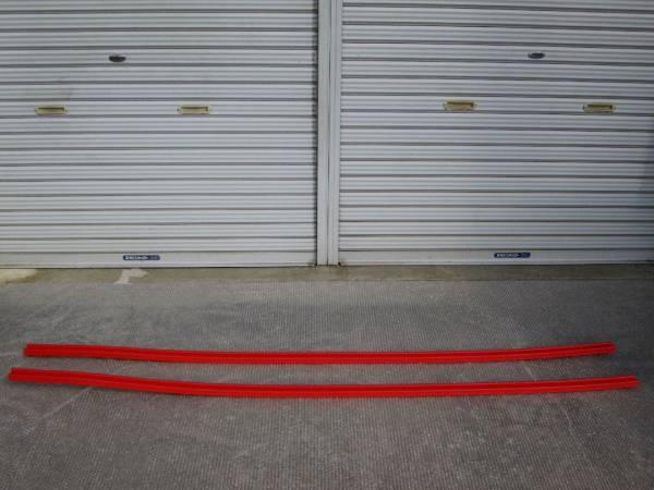 TIGHTJAPAN(タイトジャパン)製MAXトレーラー滑るレール2本セット新品●青赤黒緑レールSOREXシーマリンロプロス軽RR牽引昇降