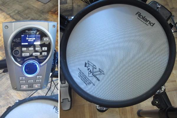 全国送料540円 Roland V-Drums TD-15KV-S KEYオリジナルアップグレードセット オマケ付き_画像2