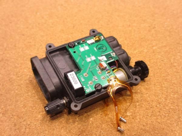 AN/PVS-14D用バッテリーハウジング一式 バッテリーキャップ無し