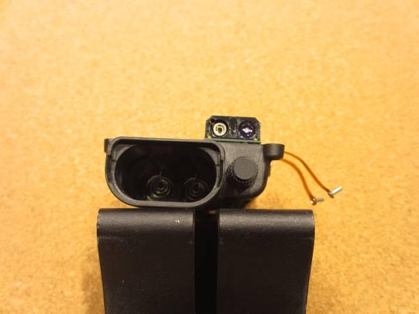 AN/PVS-14D用バッテリーハウジング一式 バッテリーキャップ無し_画像3