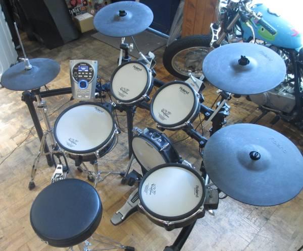 全国送料540円 Roland V-Drums TD-15KV-S KEYオリジナルアップグレードセット オマケ付き