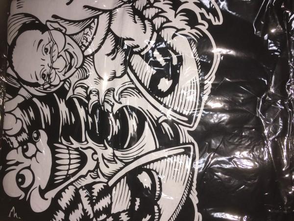 MY FIRST STORY 金ラババン、ツアーT  Mサイズ ご当地波乗りマイファス君 セット【未使用】ONE OK ROCK UVERworld