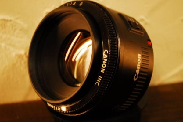 ★★極美品★ EF 50mm 1:1.8 Ⅱ 単焦点レンズ