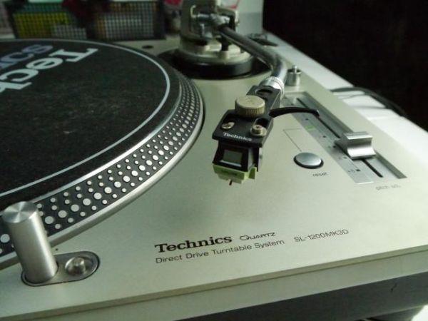 Technics SL-1200MK3D 【Sure カートリッジ付き】即戦力!_画像3