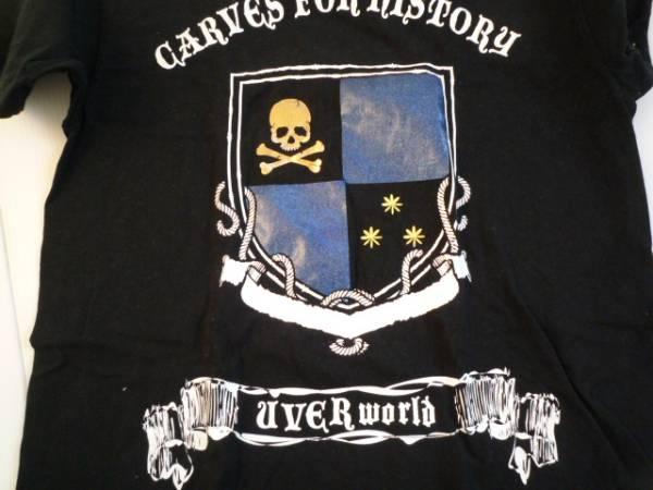 【お買い得!】 ☆ ウーバーワールド / UVER world ☆ ライブTシャツ 黒 半袖 S_画像3