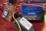 キーエンス ブラシモーター スピードコントローラ Rapida シュバリエ ダッシュ ジャンク