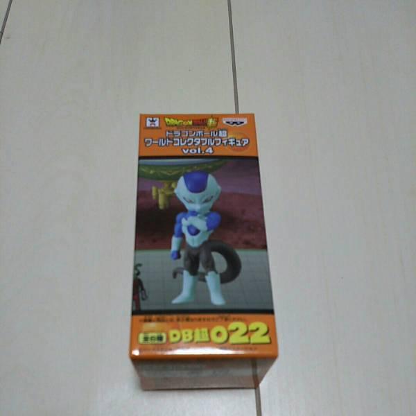 ドラゴンボール超 コレクタブルフィギュア vol.4 フロスト 即決 グッズの画像