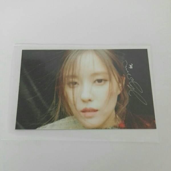 T-ARA Tiamo トレカ ヒョミン ライブグッズの画像
