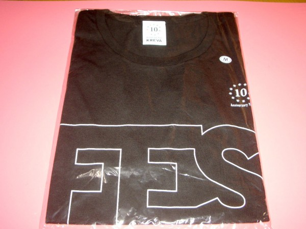 KREVA 「908 FESTIVAL」FES  Tシャツ 黒 Mサイズ 新品 クレバ