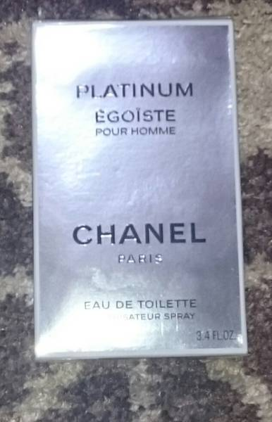 GACKT 香水 EGOISTE CHANEL 100mL