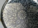 HappyTime 精工舎 銀無垢 彫金 ニエロ フルハンター 懐中時計 1890-1910年 珍しい品 分解清掃注油済み