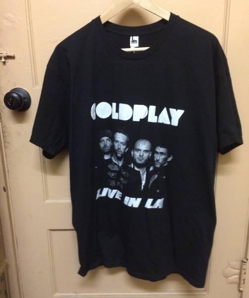 レア COLDPLAY ビンテージ Tシャツ RADIOHEAD 2PAC SNOOP DOGG PABLO カニエ NIRVANA RAP TEE L