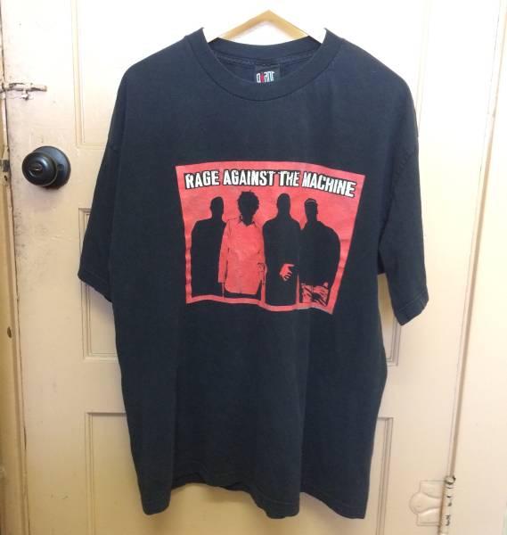レア RAGE AGAINST THE MACHINE 2PAC SNOOP DOGG LAURTN HILL ビンテージ Tシャツ レイジ PABLO カニエ NIRVANA RAP TEE XL