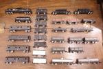 TOMIX KATO / Nゲージ ホキ800 ロセキ3792 チ1 ワムフ103 ワキ1017 タキ23001他 貨車系 大量 まとめて28点set