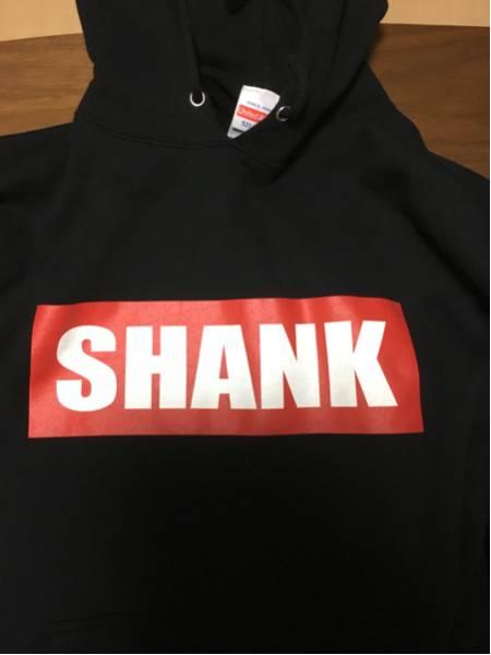 SHANK パーカー Lサイズ 美品