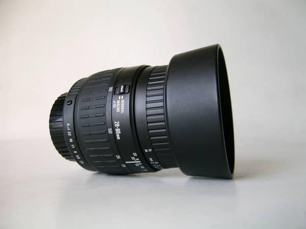 ペンタックス専用 28-80mm ASPHERICAL 広角MACRO