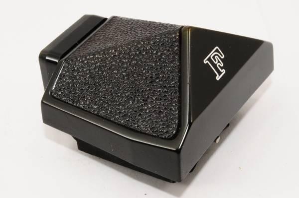 【希少品】Nikon ニコン F アイレベル ファインダー ブラック 革ケース付き!_画像3