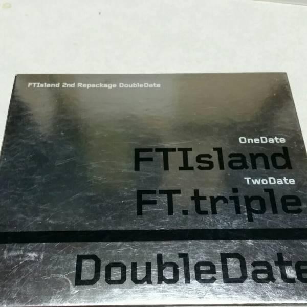 FTISLAND 2nd Repackage CD+DVD ライブグッズの画像