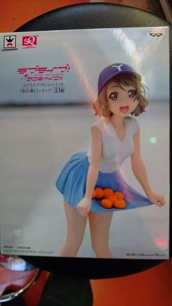 【翌日発送】ラブライブ!サンシャイン!! SQ フィギュア 渡辺曜 グッズの画像