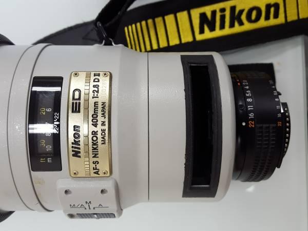 Nikon ED AF-S NIKKOR 400mm 1:2.8 D Ⅱ
